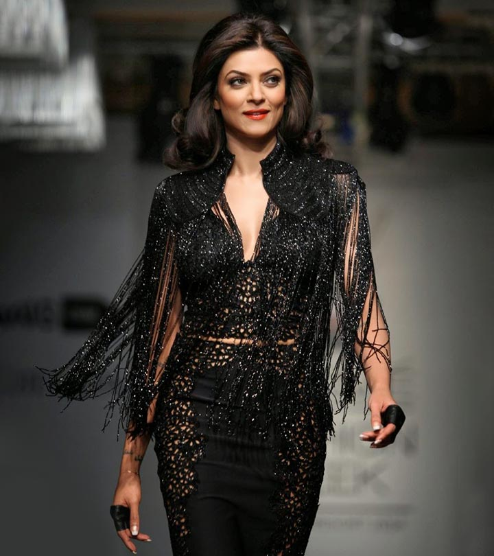 Sushmita Sen's Beauty Secrets