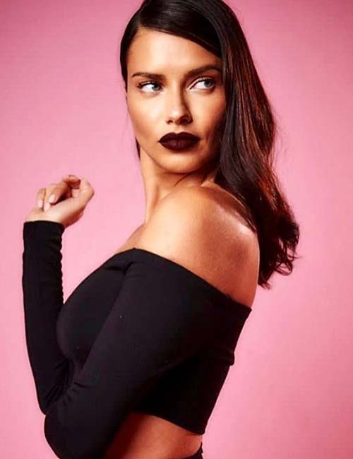 39. Adriana Lima - Pretty Woman In The World