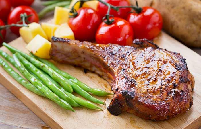 4. Pork Chop