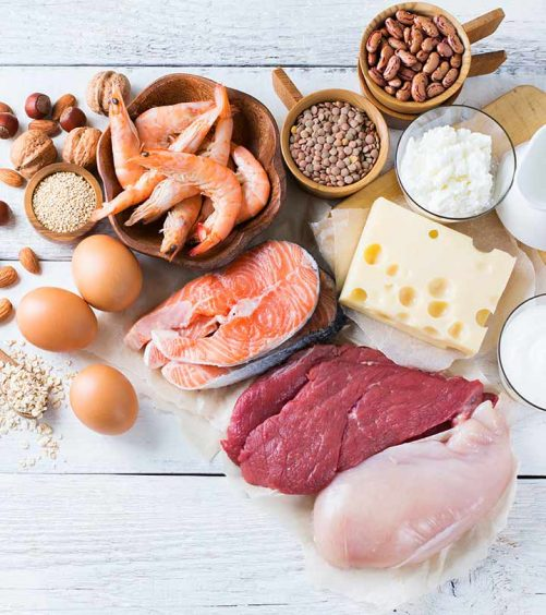 Top 48 High Protein Rich Foods You Should Include In Your Diet