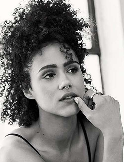 40. Nathalie Emmanuel - Good Looking Woman In The World