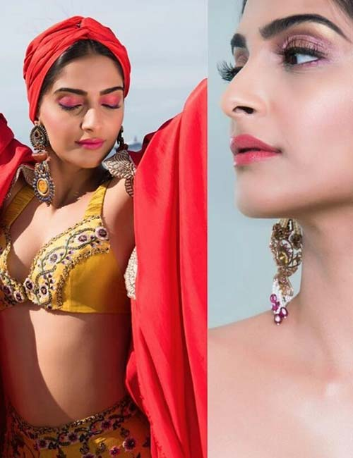 Sonam Kapoor - Most Beautiful Women