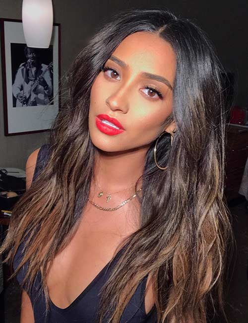 44. Shay Mitchell - Stunning Woman In The World
