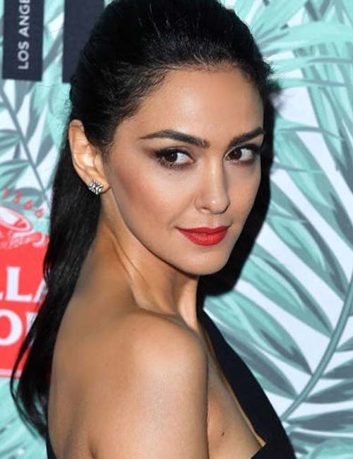 46. Nazanin Boniadi - Magnificent Woman In The World