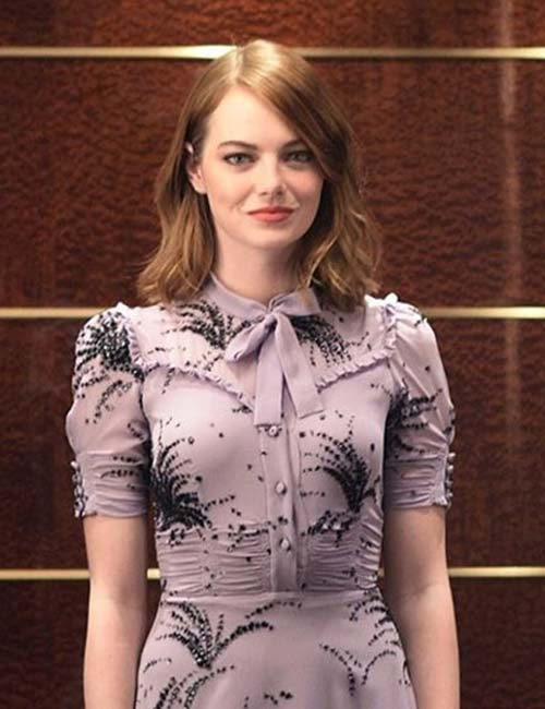 Emma Stone - Graceful Woman In The World