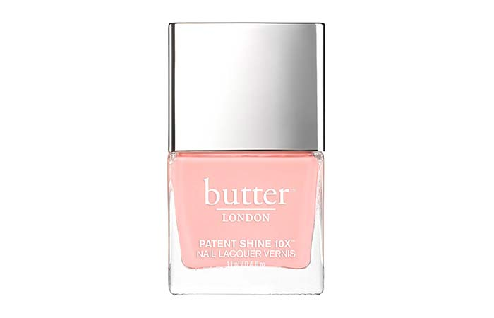 5. Butter London Patent Shine 10X Nail Lacquer