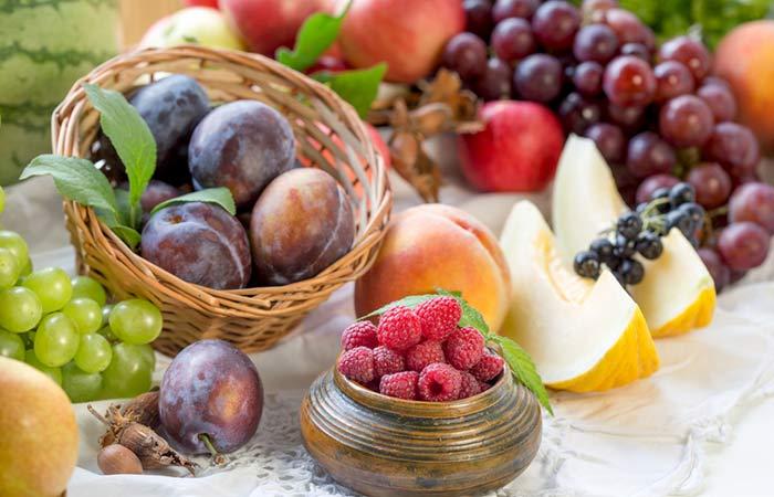 6. Choose Healthy Snacks