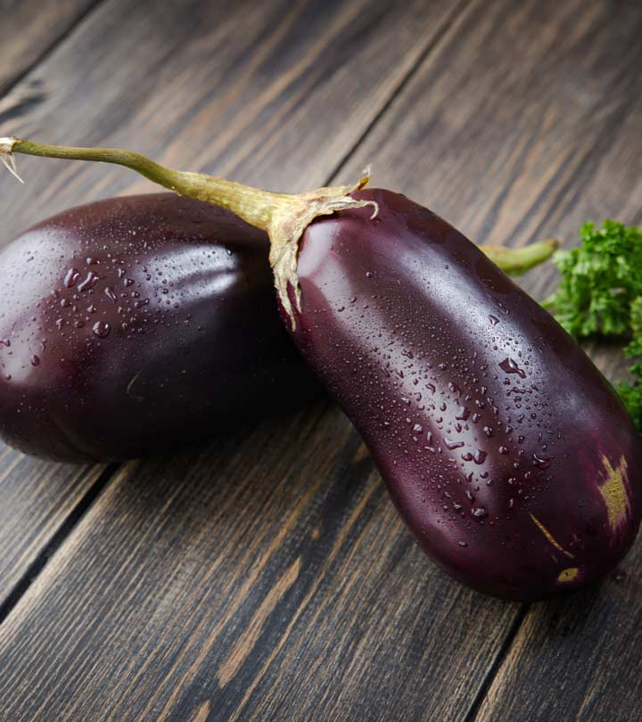 35 Amazing Benefits Of Eggplant/Brinjal For Skin, Hair, And Health