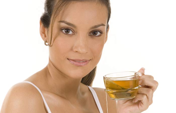 Lose Weight Without Dieting - Drink Green Tea