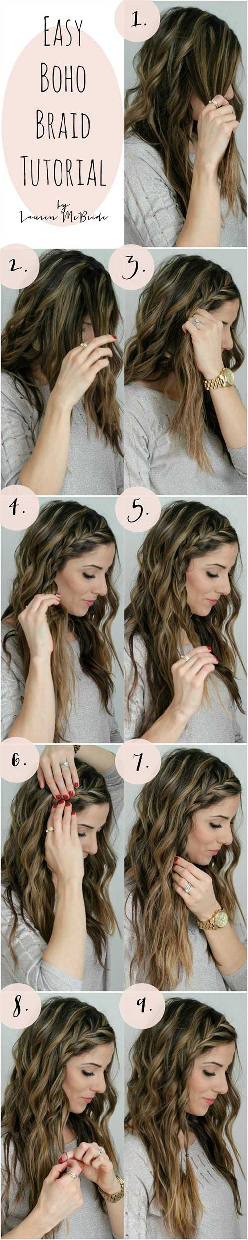11 Awesome Hairstyles For Girls With Long Hair