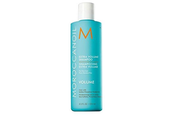 7. Moroccan Oil Extra Volume Shampoo