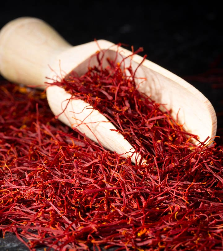 26 Amazing Benefits Of Saffron (Kesar) For Skin, Hair, And Health