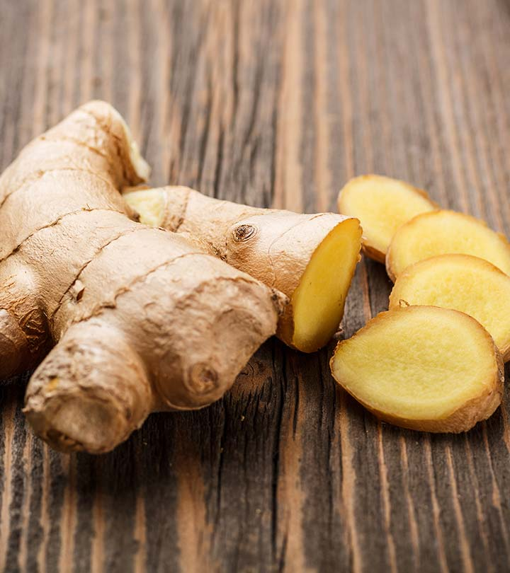 10 Amazing Benefits Of Ginger Juice