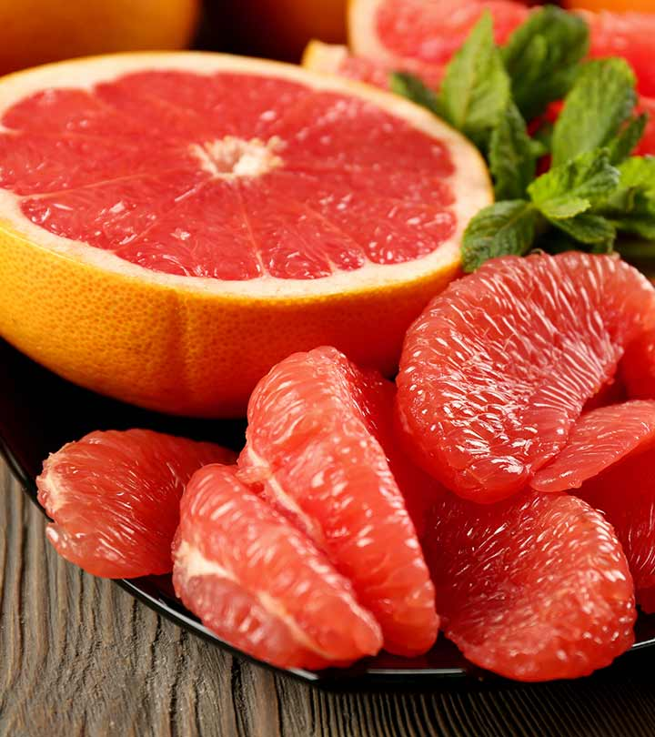 17 Amazing Benefits Of Grapefruit For Skin And Health