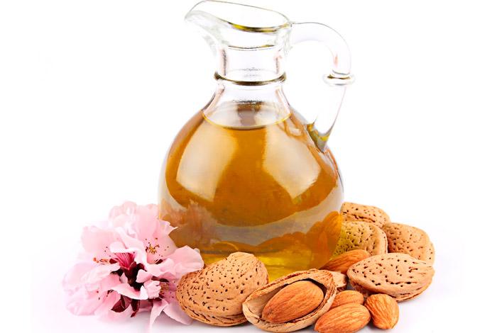9. Almond Oil Moisturizer