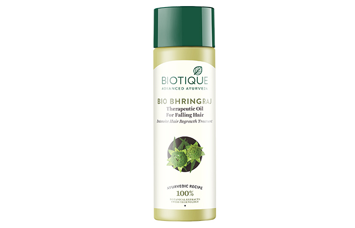 9. Bio Bhringraj Therapeutic Oil For Falling Hair
