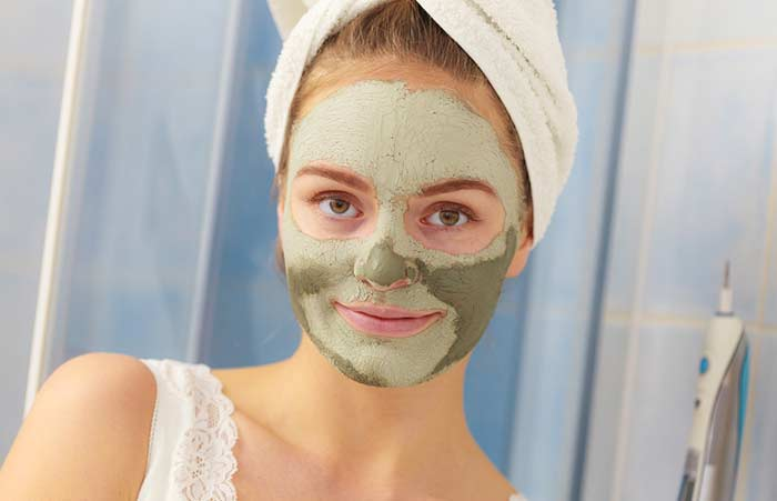 Neem Face Packs - Neem And Fuller's Earth Face Pack For Glowing Skin