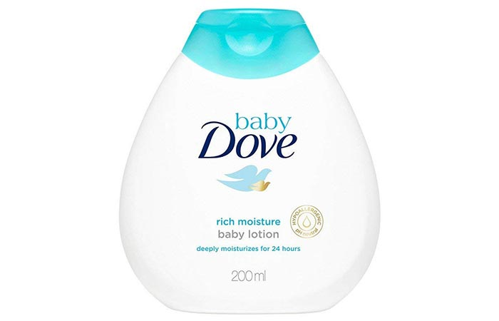 Baby Dove Rich Moisture Baby Lotion