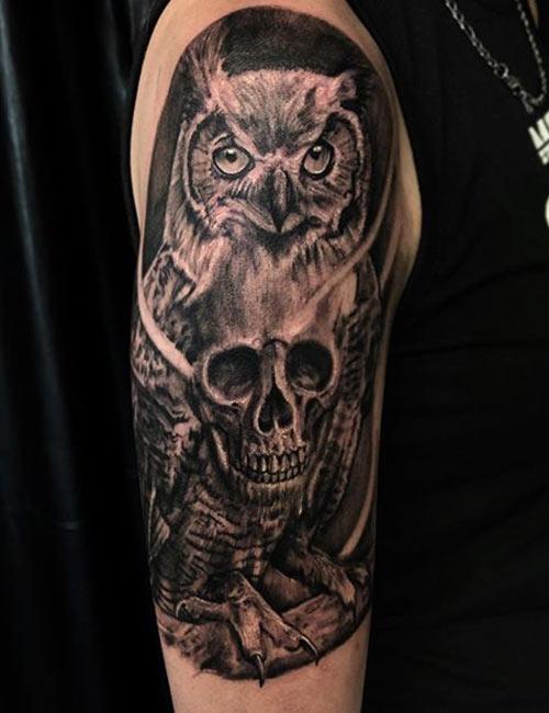 Badass Tribal Tattoo