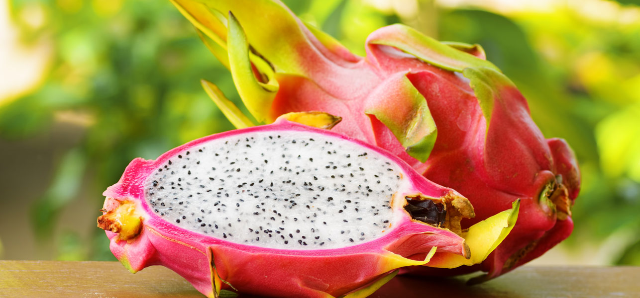 best fruits for healthy hair how to eat a dragon fruit