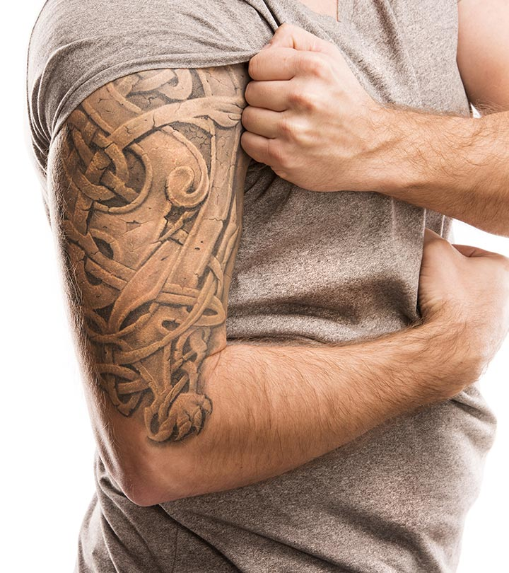 3f79f31fbee6d Best Arm Tattoo Designs – Our Top 5 Picks