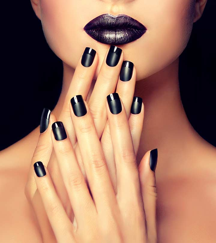 10 Best Black Nail Polishes - 2018 Update (With Reviews)