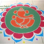 Best-Ganesha-Rangoli-Designs
