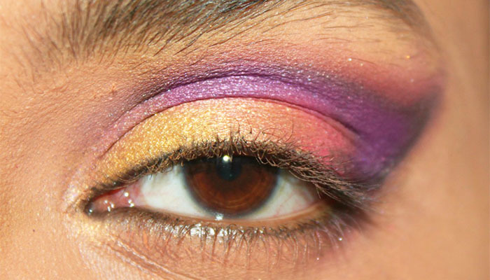 Bollywood Inspired Eye Makeup – Step By Step Tutorial With Images26