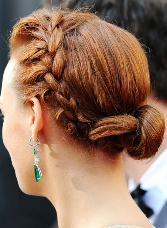 Braided-Chignon