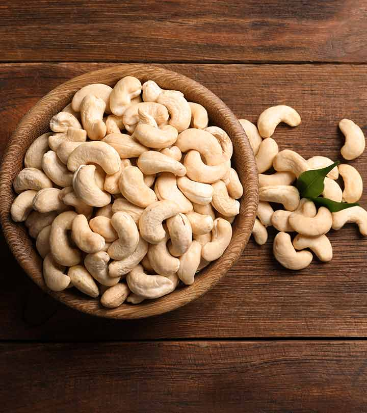 Cashew Nuts: Potential Health Benefits, Nutrition Facts, And Possible Side Effects