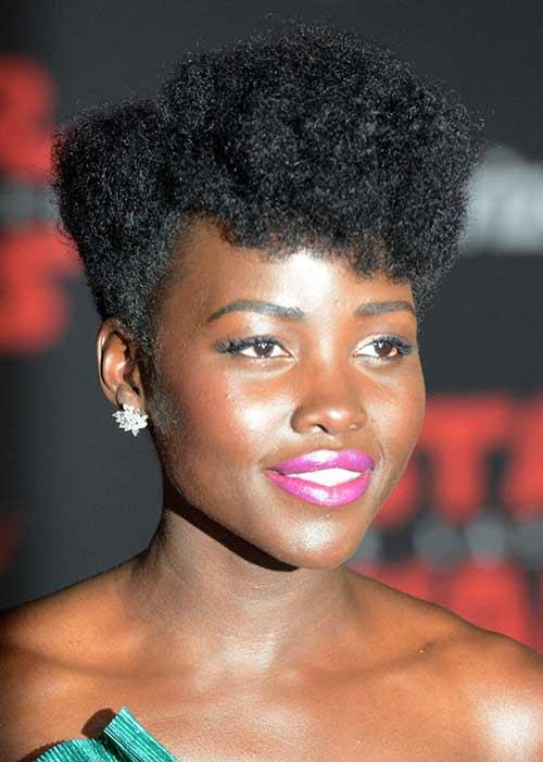 Chiseled Afro