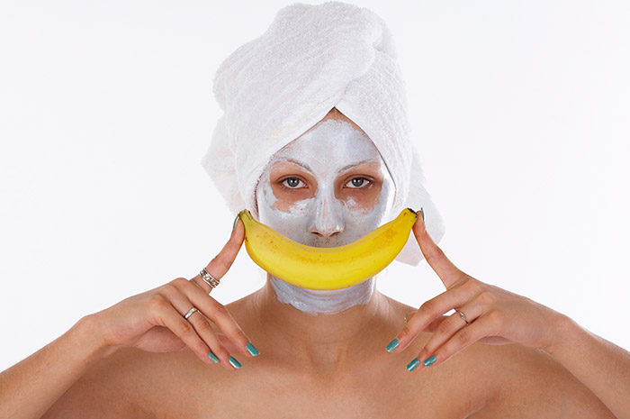 Coconut And Banana Mask