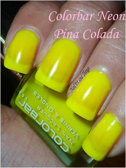Best Neon Nail Polishes – Our Top 10 – Foliver blog