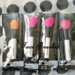 Colorbar makeup brushes (28)