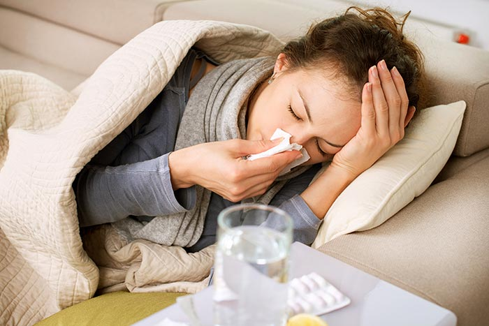 Cure For Cold And Flu