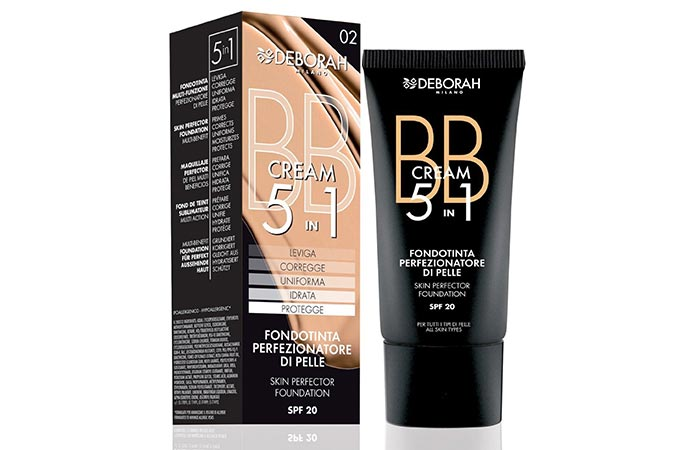 DEBORAH Milano 5 In 1 BB Cream.