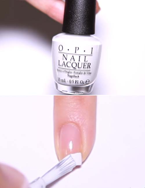 How To Do French Manicure - Do Your Tips