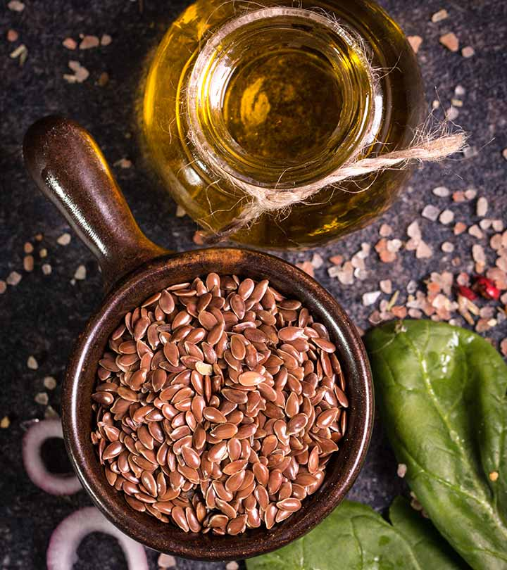 Flaxseed Oil For Your Eyes, Skin, And Heart: Why Is it Beneficial? How To Use It?