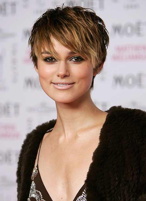 Heavily Layered Pixie