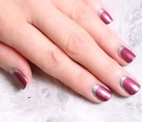 How To Do French Manicure - Here's how stunning it looks!