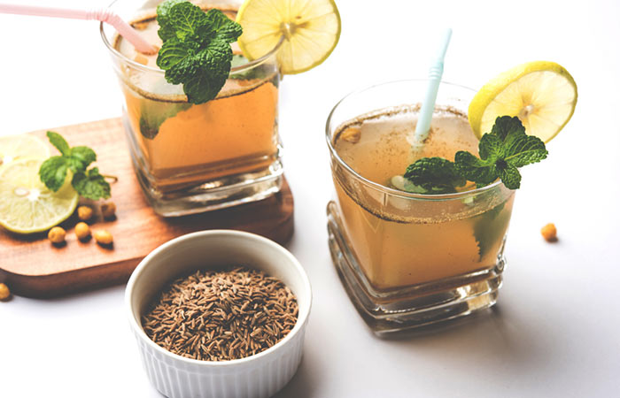 How To Make Cumin WaterJeera WaterCumin Tea