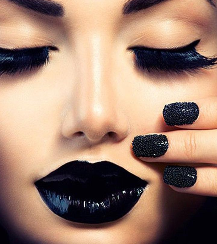 How-To-Wear-Black-Lipstick