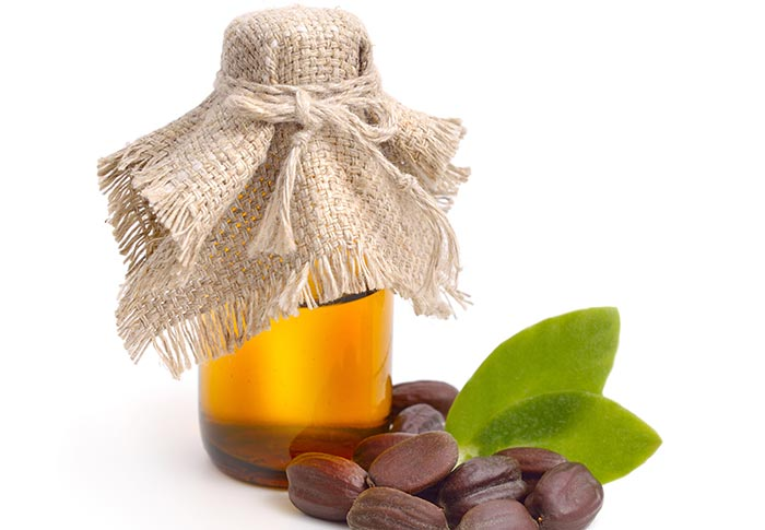 Jojoba Oil Therapy