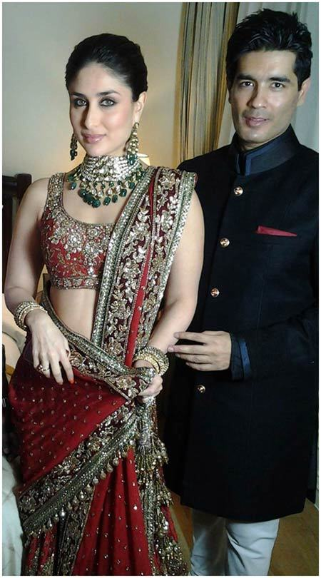 Kareena Kapoor's Wedding Look