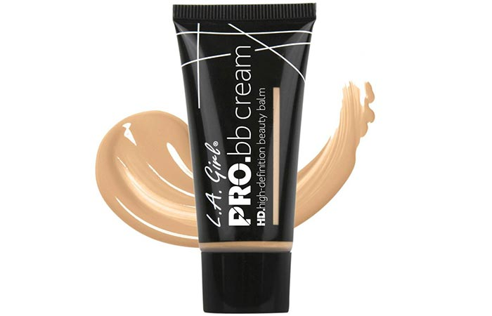 L.A. Girl Pro BB Cream HD High Definition Beauty Balm