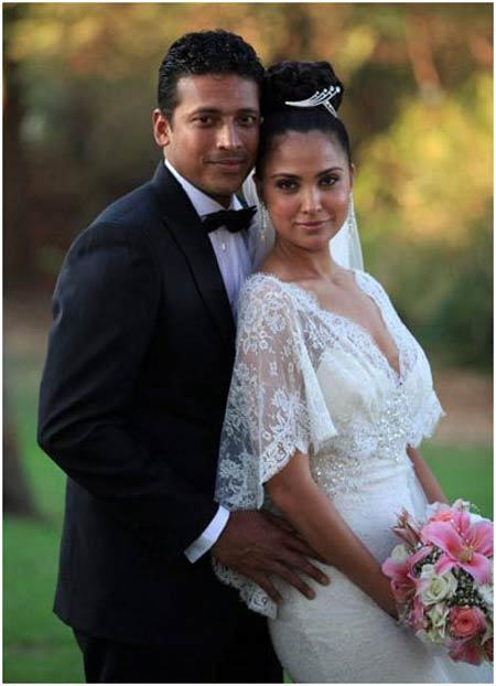 Lara Dutta's Wedding Makeup