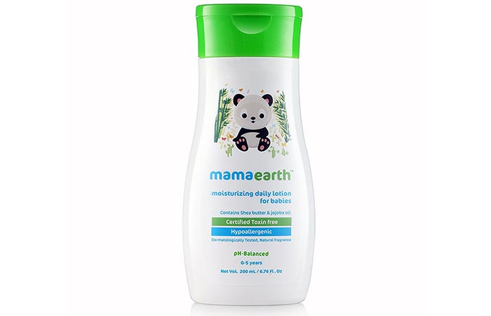 Mamaearth Moisturising Daily Lotion For Babies
