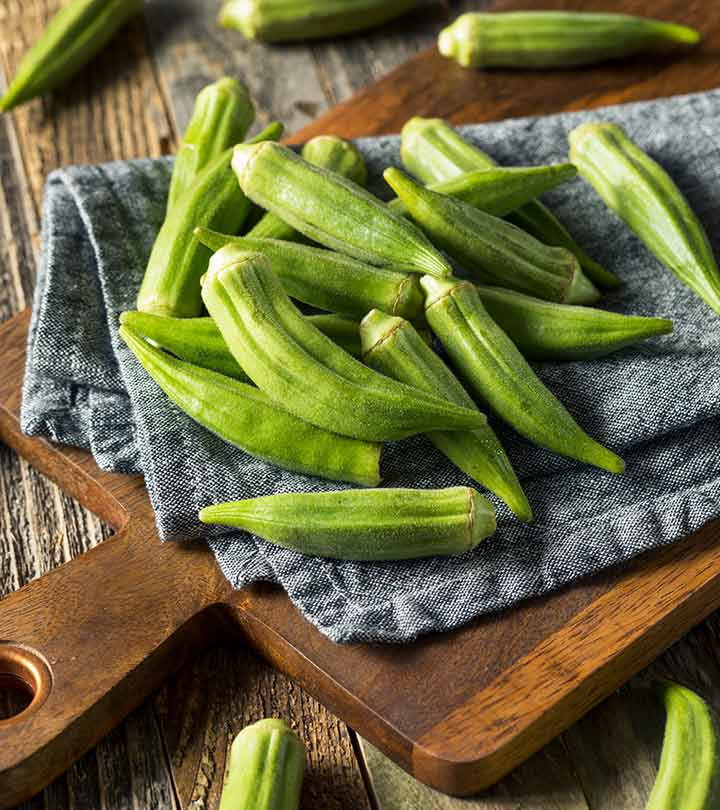 Health Benefits Of Okra: For Diabetes, Cardiovascular Health, And More