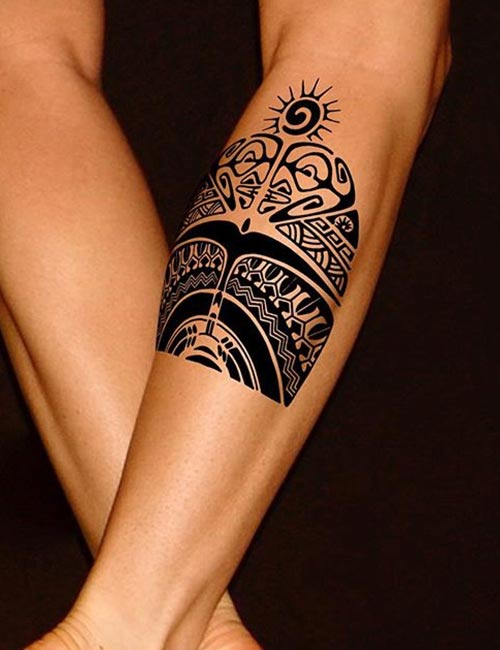 Polynesian Tattoo Designs With Their Meanings