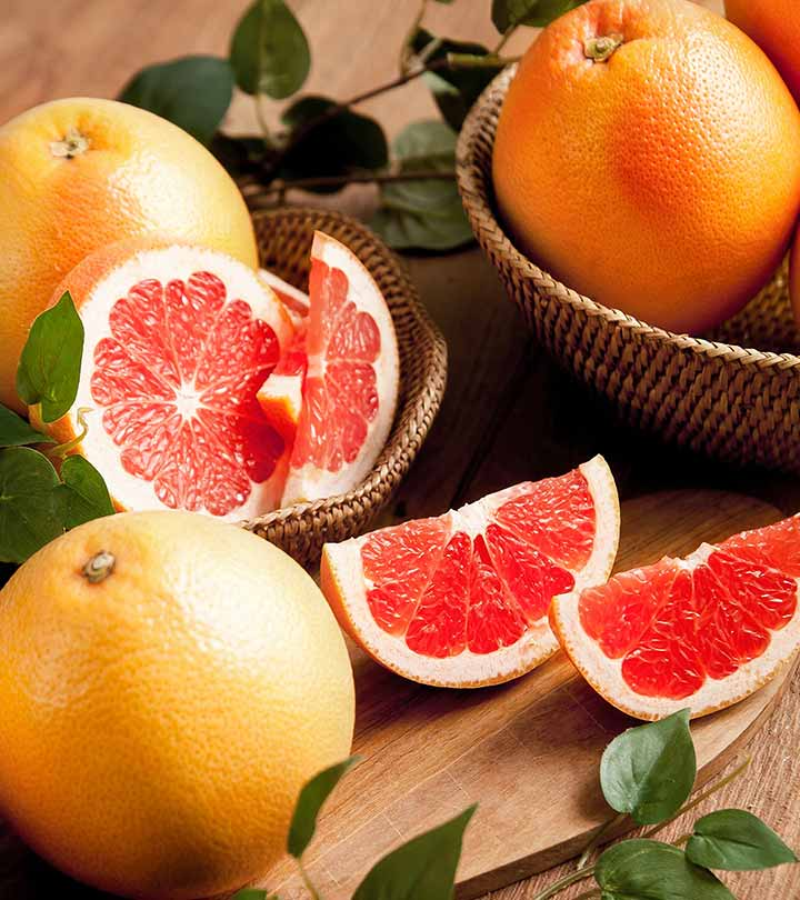 7 Proven Ways Grapefruit Can Help You Achieve A Healthy And Active Body